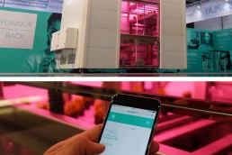 CoolFarm indoor farming automation