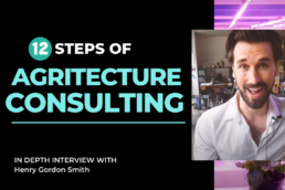 12 steps to farming Agritecture Consulting