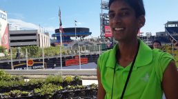 Niraj Ray Cultivate the city The Nationals rooftop Urban farm