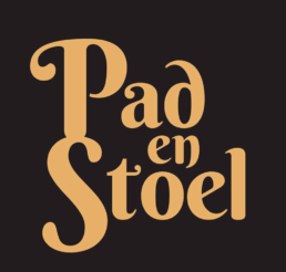 Pad en Stoel logo 12 steps to farming