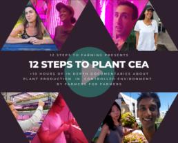 12 steps to plant cea farming