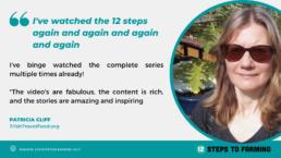 Patricia Cliff 12 steps to farming