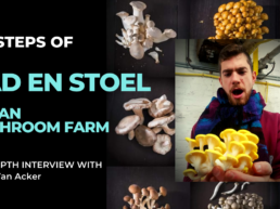 12 steps to farming Pad en Stoel interview Zjef Van Acker