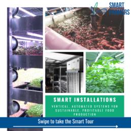 Smart Farmers installations 12 steps to farming