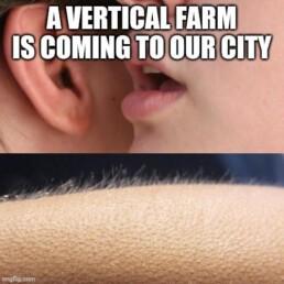 urban farming meme tournament Amy Reygaert 12 steps to farming